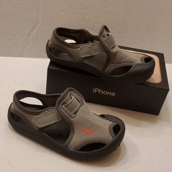 Nike Shoes | Nike Sandals Baby Boy Size
